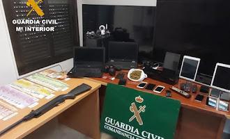 Operación 'Rosaplant', en Roquetas