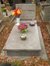 Photo: 02 XII 2014 roku - grób Taty  ( byłam z okazji 85 urodzin )