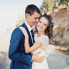 Wedding photographer Kristina Nikiforova (krinik08). Photo of 27.01.2017