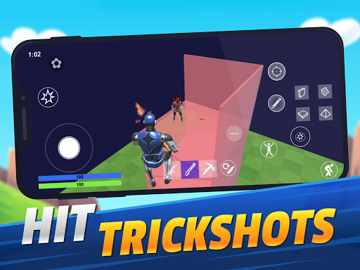 1v1.LOL - Online Building & Shooting Simulator 1.1 screenshots 10