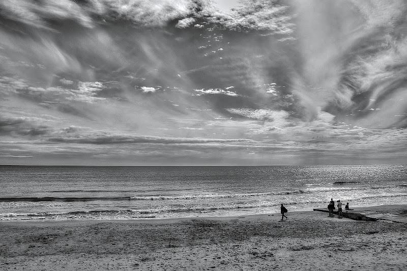 Il mare d'inverno di Paolo Scabbia