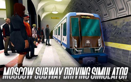 Moscow Subway Driving Simulator 1.3 screenshots 1