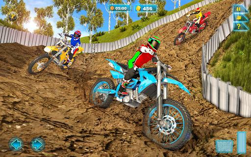 Offroad Moto Hill Bike Racing Game 3D  captures d'écran 1
