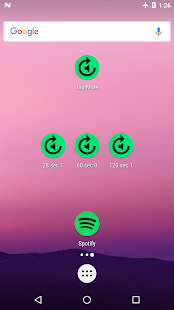 Music ad blocker Tap to Mute- screenshot thumbnail