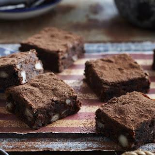 Oreo Macadamia Brownies