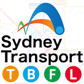 Sydney Transport: Offline NSW departures and plans