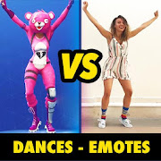 Dances and Emotes from Fortnite