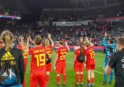 Uniek: Fanzone voor Red Flames voor EK-kwalificatiewedstrijden