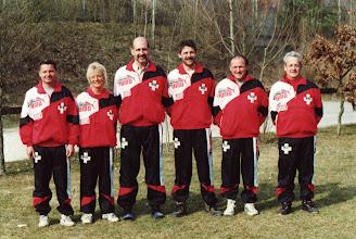 Photo: Manschafts-Weltmeister 1996