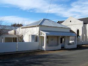 Photo: information centre