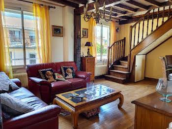 Appartement 4 pièces 126,52 m2
