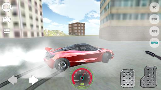 Free Car Driving 2019  captures d'écran 2