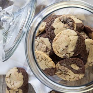 Chocolate Chip Brownie Cookies [a.k.a. Brookies]