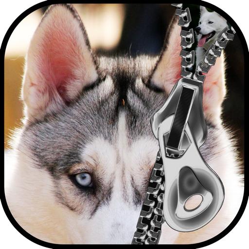 狗锁屏拉链 工具 App LOGO-APP試玩
