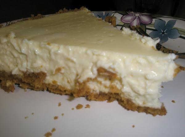 Sour Cream Cheesecake Recipe
