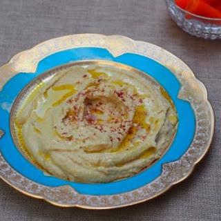 Liza's Homemade Hummus.
