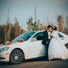 Wedding photographer Timur Akylbekov (tima0707). Photo of 24.10.2016
