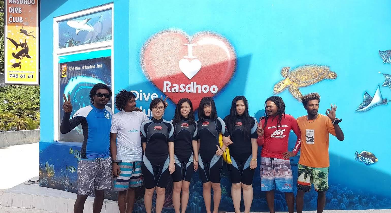 Rasdhoo Holiday Home