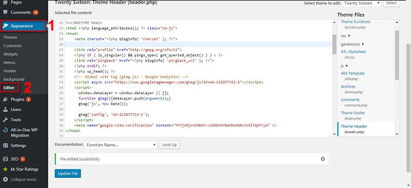 Hướng dẫn cài đặt Google Webmaster Tools-6