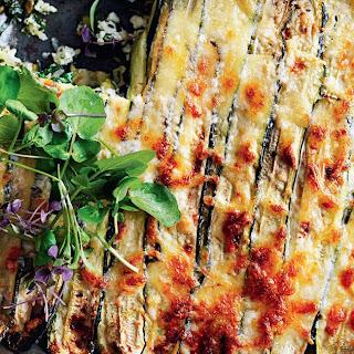 Roasted Zucchini Lasagna