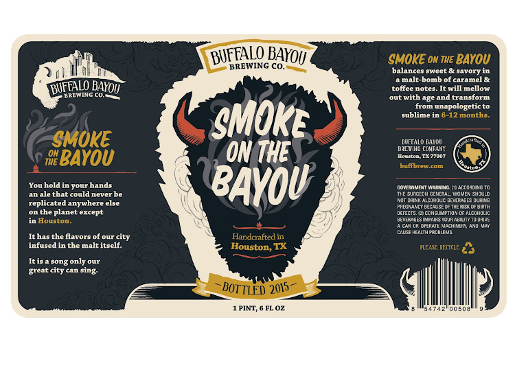 Logo of Buffalo Bayou Smoke On The Bayou