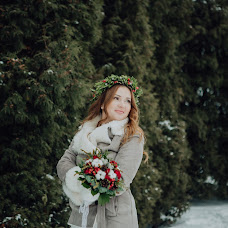 婚禮攝影師Nika Pakina(Trigz)。30.12.2018的照片