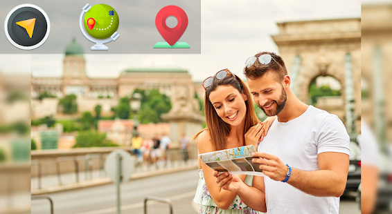 Download Maps Driving Directions:Voice GPS Navigation,Maps For PC Windows and Mac apk screenshot 1