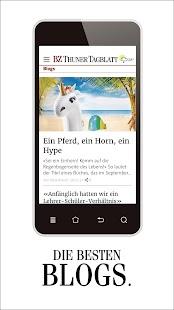 BZ Thuner Tagblatt - náhled