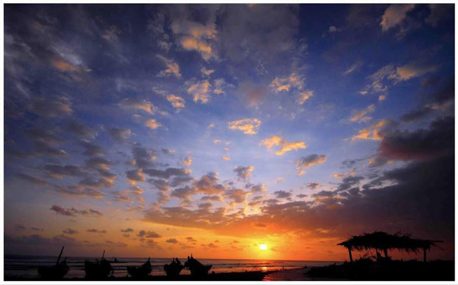 beach pasar bawah bengkulu selatan by Bima Sensor - Landscapes Sunsets & Sunrises