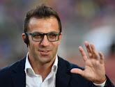 Hospitalisé, Alessandro Del Piero rassure ses fans