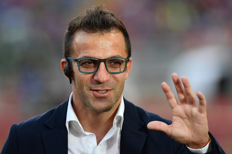 Alessandro Del Piero donne un conseil à Andrea Pirlo