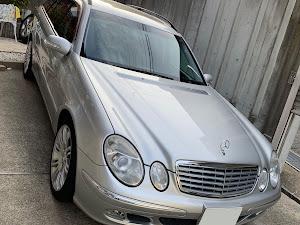 Eクラス ステーションワゴン W211 E240T 2004年式のカスタム事例画像 ユッキーカーズさんの2019年04月05日08:28の投稿