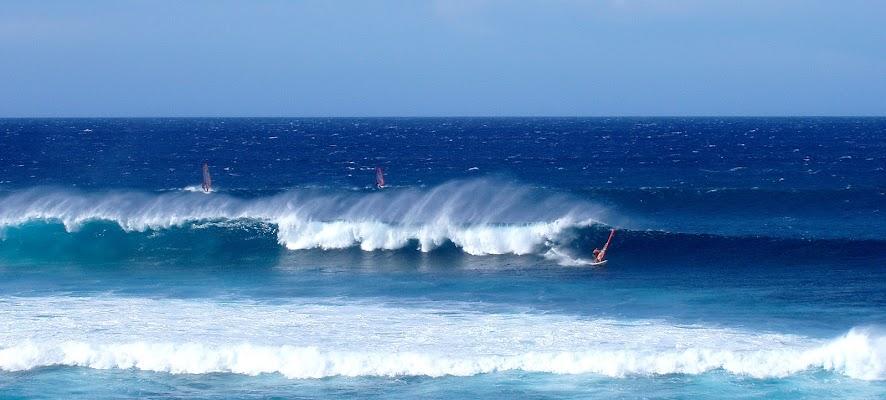 Windurfing Hawaii di SCB