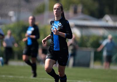 Une ancienne joueuse de Bruges devient coach ; nouveau partenariat pour la cellule féminine de Charleroi