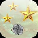 Treffe die fallenden Sterne icon