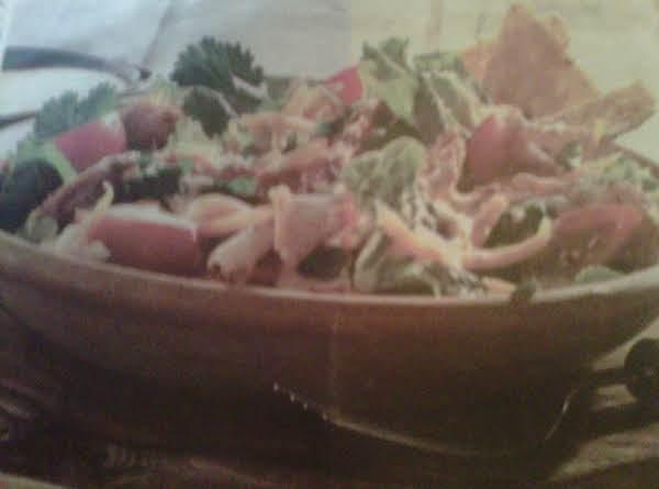 Mexicali Chicken Caesar Salad