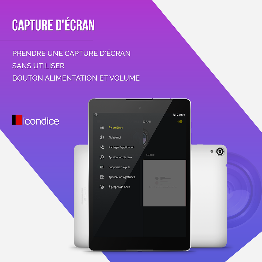 Capture d 39 cran applications android sur google play for Capture 2cran