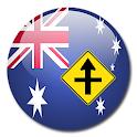 дорожные знаки Австралии