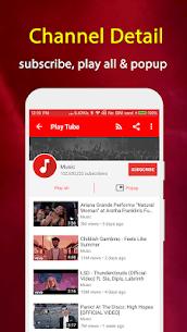 Play Tube : Video Tube Player 7
