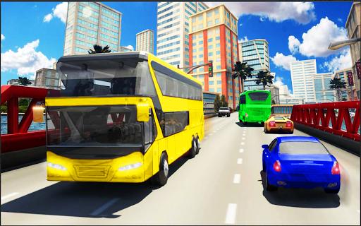 2019 Megabus Driving Simulator : Cool games 1.0 screenshots 23