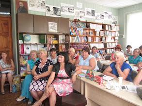 Photo: Бібліотечний десант на Зміївщині