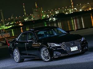 クラウンアスリート ARS210 ATHLETE S-T・ 平成29年式のカスタム事例画像 KAZU【Jun Style】さんの2021年09月01日19:55の投稿