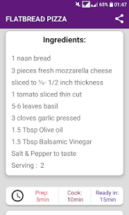 Download Recipy: Popular and Famous Recipes Worldwide. For PC Windows and Mac apk screenshot 6