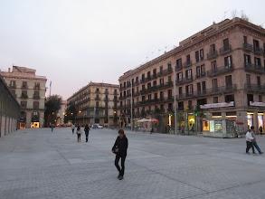 Photo: Plaza del Born.
