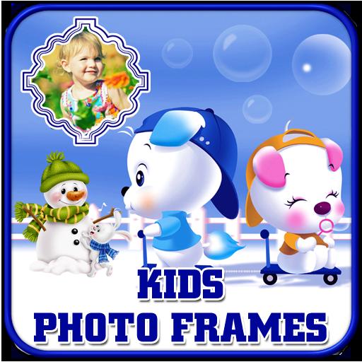 Baixar Quadros para Fotos de Crianças