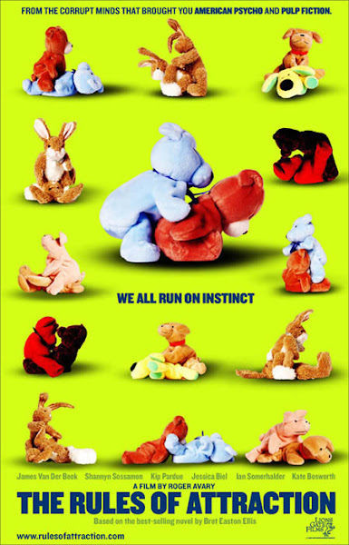 """Photo: The Rules of Attraction (movie) - USA - Banned as """"the copulating toys were considered offensive and obscene"""""""