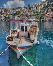 Photo: Clean harbor, Greece