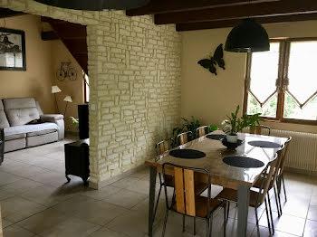 maison à Saint-Dizier-l'Evêque (90)