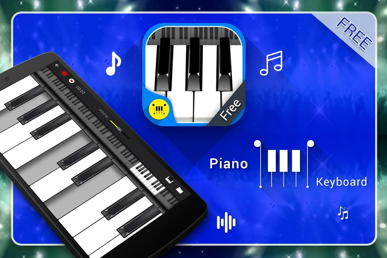 real piano keyboard digital android apps on google play