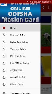 Bhulekh & Ration Card Odisha - náhled